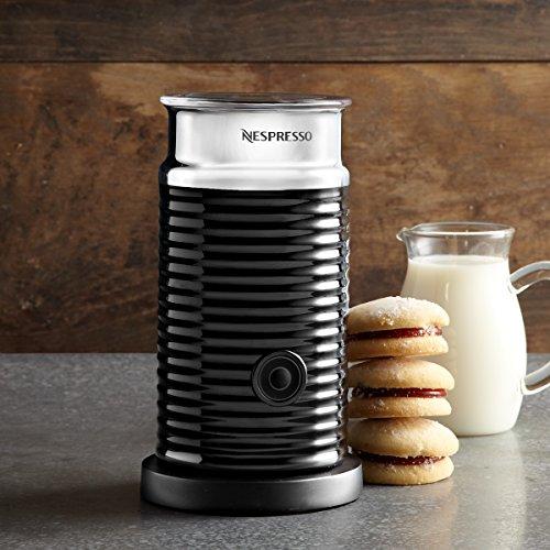 Máy đánh sữa Aeroccino 3 Milk Frother Black