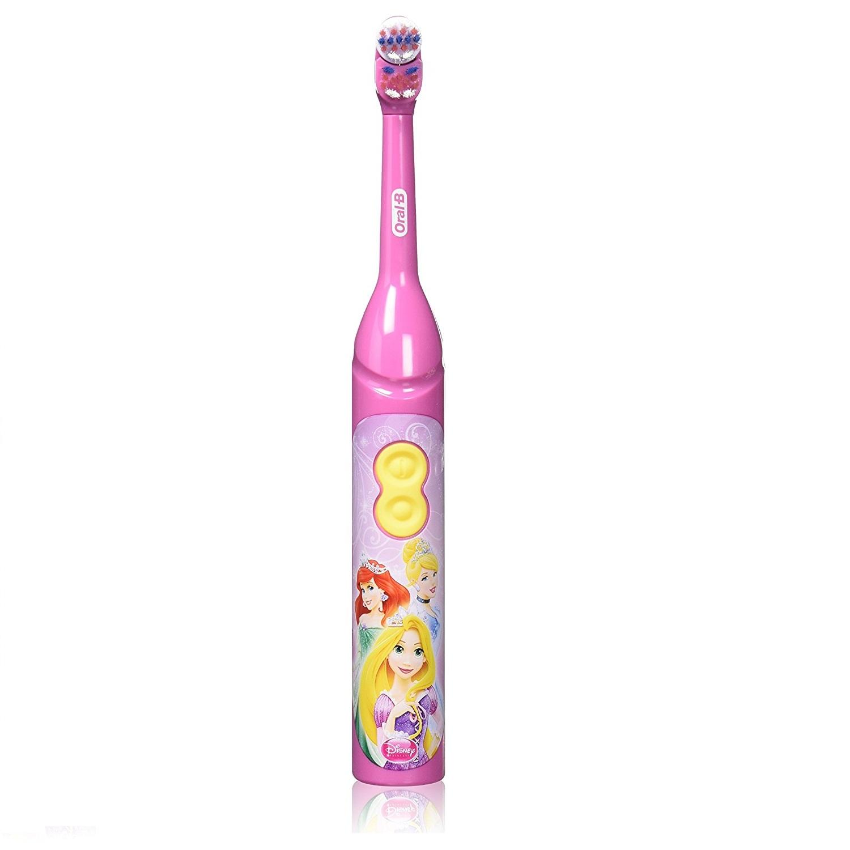 Bàn chải đánh răng điện cho bé Oral-B Pro-Health Stages Disney Princess Power Kid's