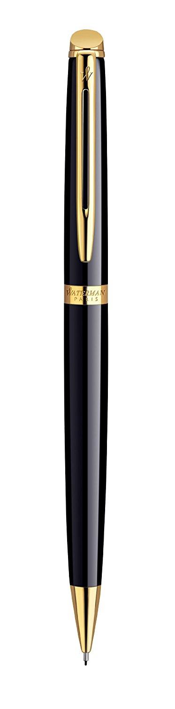 sản phẩm Bút Chì  Waterman Hemisphere Black Gold Trim