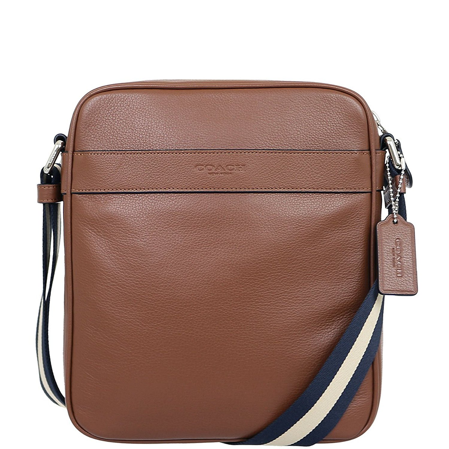 Túi Coach Mens Leather Shoulder Crossbody Flight Bag F54782 CWH