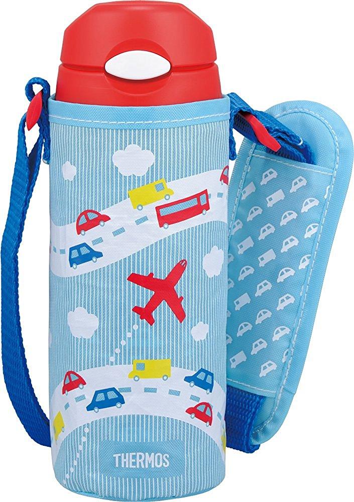 Bình giữ nhiệt trẻ em Thermos Sky blue 0.4 lít