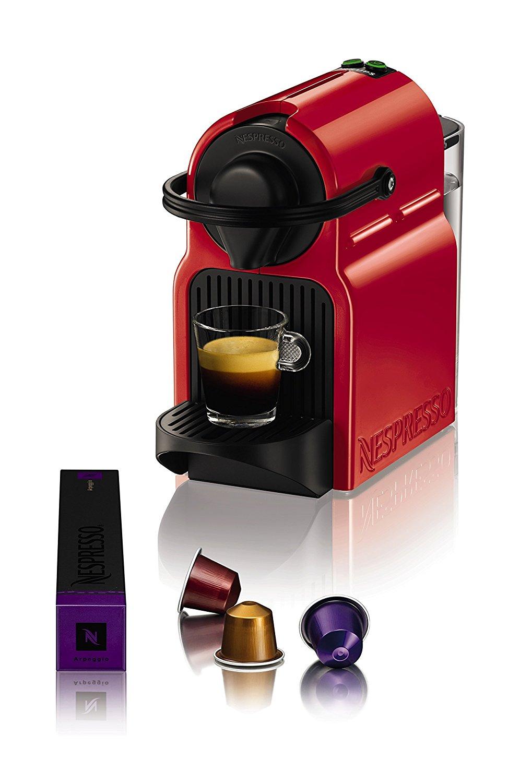 đi kèm với 16 viên nén cà phê Nespresso có mùi vị khác nhau