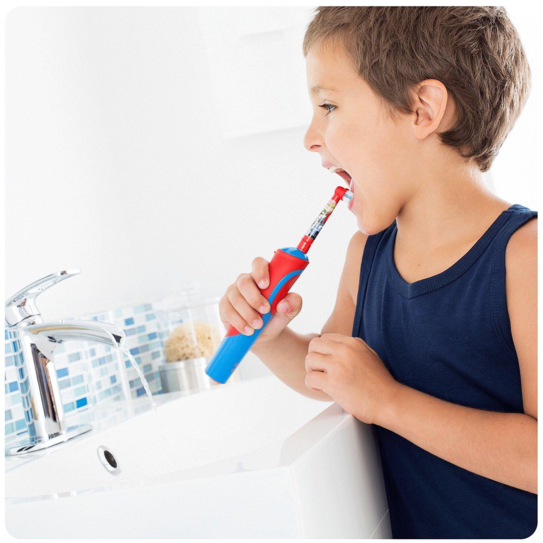 Bàn chải đánh răng điện trẻ em Oral-B Stages