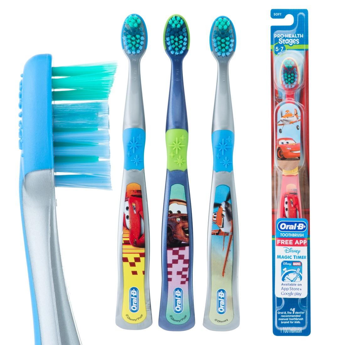 Bàn chải đánh răng bằng tay Oral-B