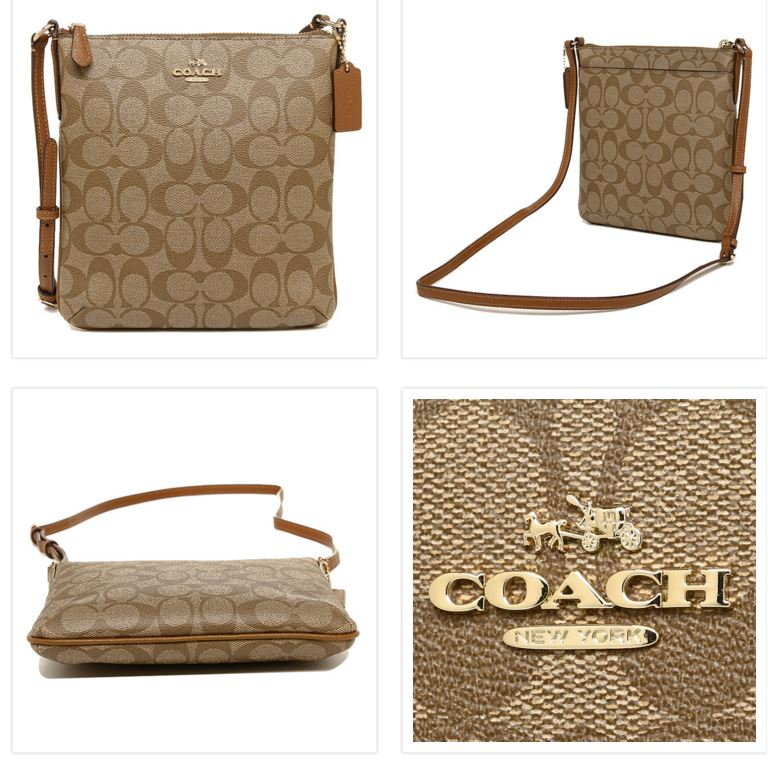 Túi Coach F35940 Crossbody In Signature