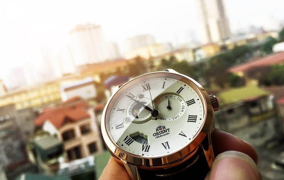 Sở hữu chiếc đồng hồ được hoàn thiện tới từng chi tiết trên tay khiến cho bất cứ ai cũng có được cảm giác thỏa mãn.