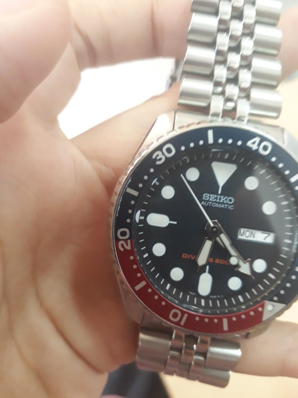 đồng hồ seiko thanh lý