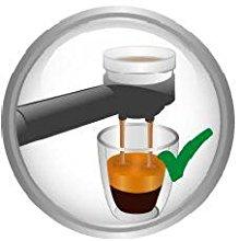 Bộ lọc kem tăng áp Máy pha cà phê Saeco HD8423/11