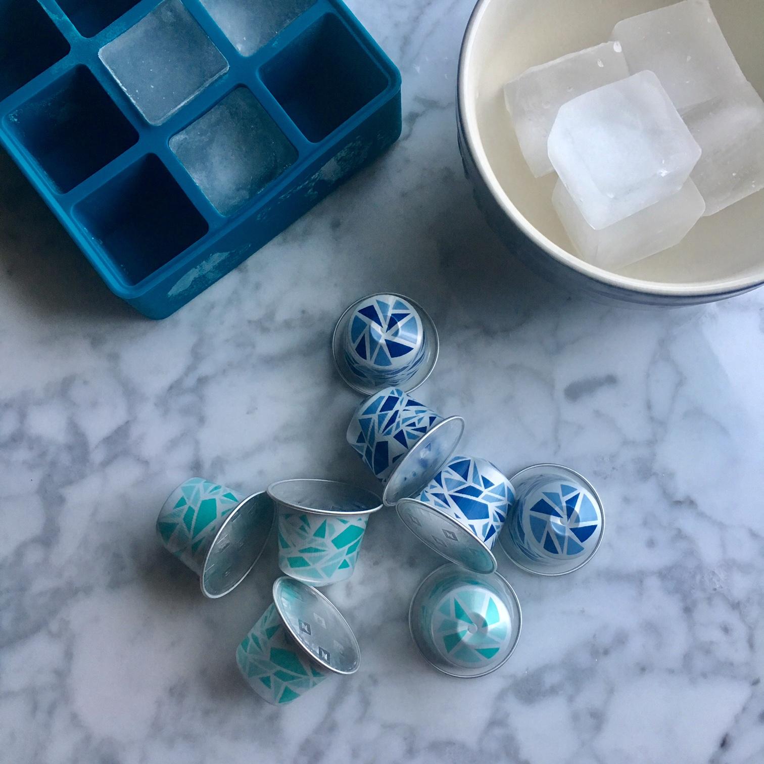 Viên nén cà phê Nespresso LEGGERO ON ICE giúp bạn khởi đầu một ngày mới đầy năng động và sáng tạo.