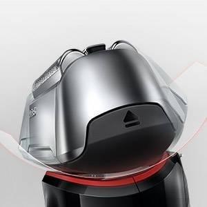 Máy cạo râu Braun Series 5  với công nghệ FlexMotion Macro