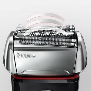 Máy cạo râu Braun Series 5  với công nghệ FlexMotion Micro