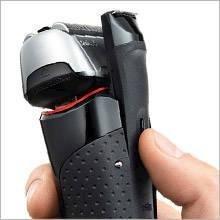 Máy cạo râu Braun Series 5 với chức năng cắt tỉa