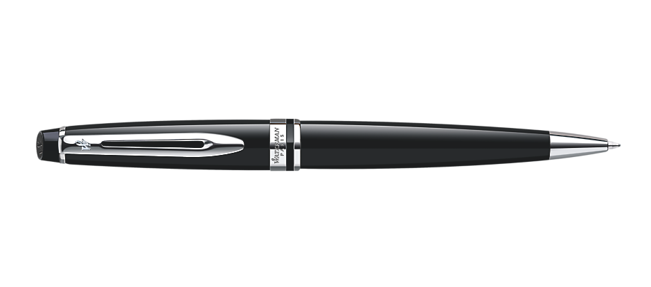 Bút Waterman EXPERT Black Ballpoint Pen CT