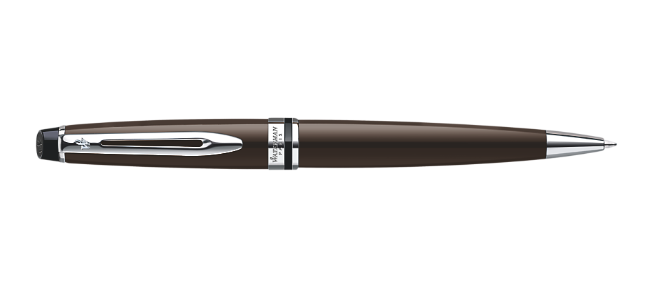 Bút Waterman EXPERT Deep Brown Ballpoint Pen CT