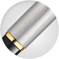 Bút Waterman EXPERT Stainless Steel Fountain Pen GT